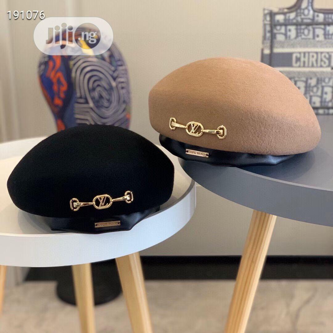 High Quality Louis Vuitton Baret Cap for Men | Clothing Accessories for sale in Magodo, Lagos State, Nigeria