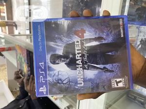 UNCHARTED 4 a Thief'S End   Video Games for sale in Abuja (FCT) State, Wuse 2