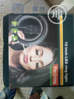 10inches Ring Light | Accessories & Supplies for Electronics for sale in Lagos State, Lagos Island (Eko)