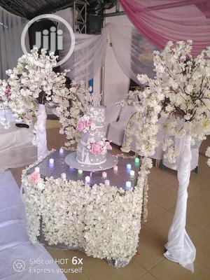 Wedding Decorations and Cake   Party, Catering & Event Services for sale in Abuja (FCT) State, Mpape