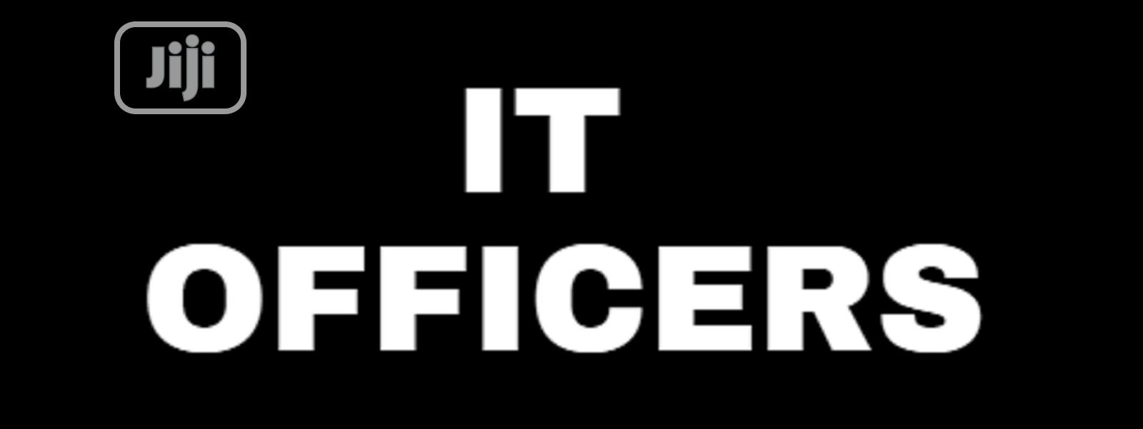 Archive: It Officers Urgently Needed