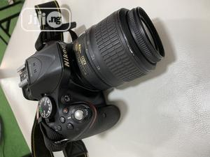 Fairly Used Nikon D5200 for With Two Lens Sale | Photo & Video Cameras for sale in Oyo State, Ibadan