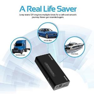 Promate Jump Starter Powerbank 15000mah | Vehicle Parts & Accessories for sale in Lagos State, Ikeja