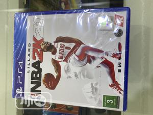 Nba2k21 Playstation 4   Video Games for sale in Abuja (FCT) State, Wuse 2