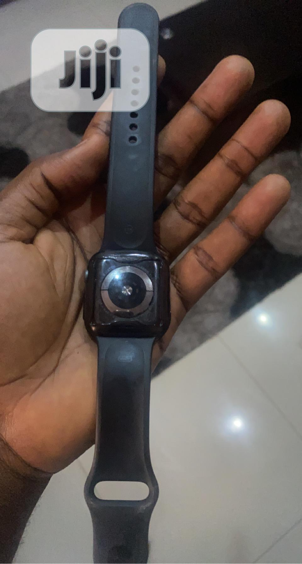Iwatch Series 4 40mm Gps+Cellular | Smart Watches & Trackers for sale in Ibadan, Oyo State, Nigeria