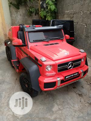 Quality Uk Used Licensed Mercedes Benz G63 6x6 Kids Jeep. | Toys for sale in Lagos State, Surulere