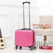 Super ABS Luggage  Red   Bags for sale in Lagos State