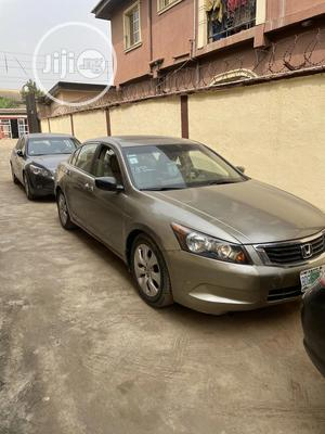 Honda Accord 2008 2.4 EX Automatic Gold   Cars for sale in Lagos State, Isolo