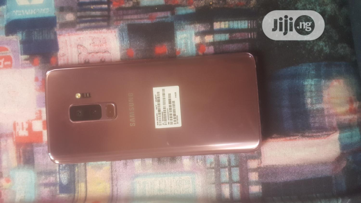 New Samsung Galaxy S9 Plus 256 GB Pink   Mobile Phones for sale in Owerri, Imo State, Nigeria