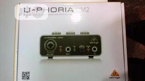 U Phoria Sound Card Um2   Audio & Music Equipment for sale in Lagos State, Ojo