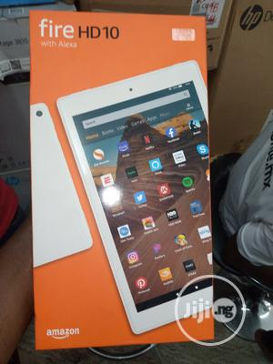 New Amazon Fire HD 10 32 GB   Tablets for sale in Lagos State, Ikeja