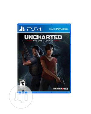 Uncharted Lost Legacy PS4 Game | Video Games for sale in Lagos State, Ikeja