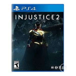 Ps4 Cd Injustice 2 | Video Games for sale in Lagos State, Ikeja
