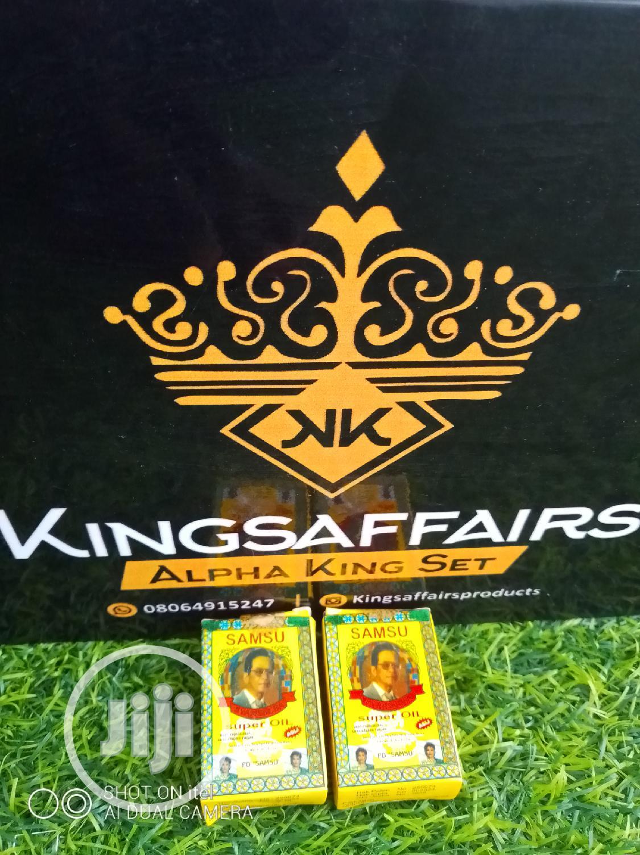 Archive: Kings Samsu Oil
