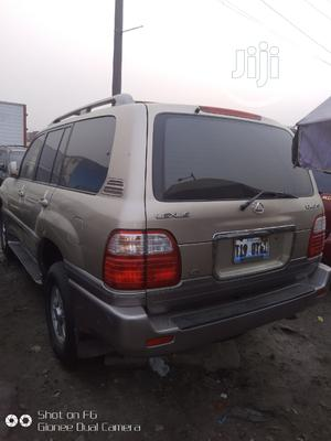 Lexus LX 2003 Gold | Cars for sale in Lagos State, Apapa