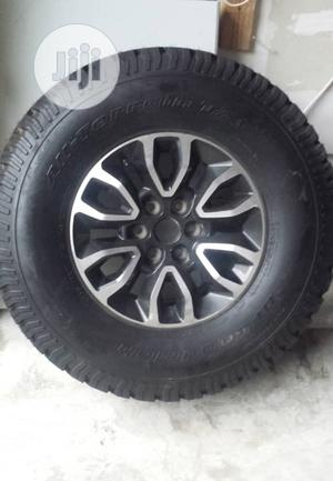 (One Piece) Ford Raptor Tyre and Alloy Wheel. 315/70 R17 | Vehicle Parts & Accessories for sale in Lagos State, Apapa