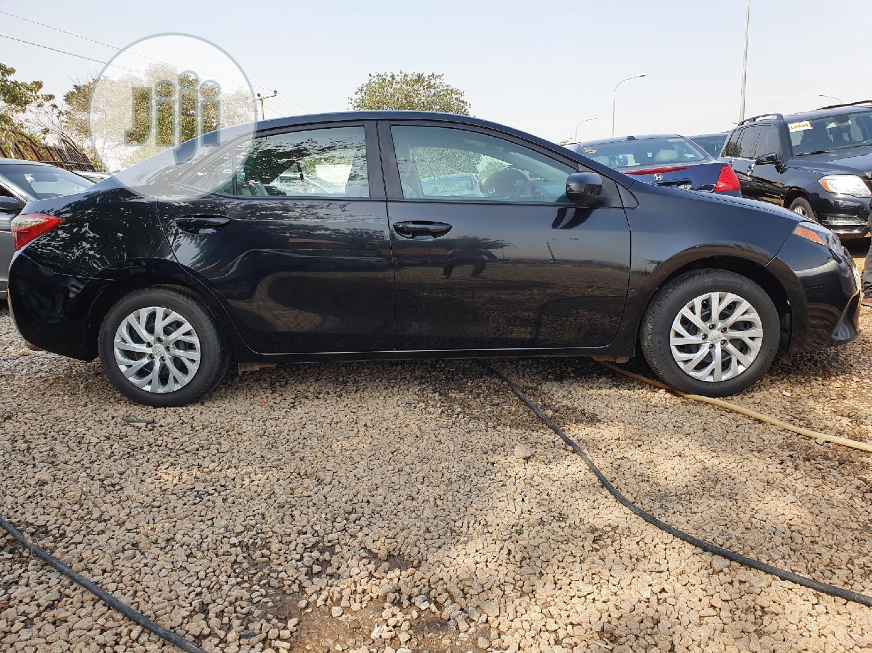 Toyota Corolla 2015 Black | Cars for sale in Gwarinpa, Abuja (FCT) State, Nigeria