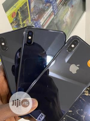 Apple iPhone X 256 GB Black | Mobile Phones for sale in Abuja (FCT) State, Wuse 2
