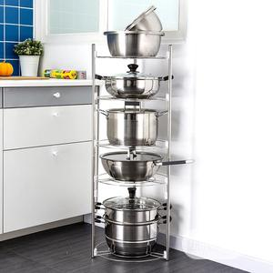 High Quality 5 Layers Pot Stand/Rack   Kitchen & Dining for sale in Lagos State, Lagos Island (Eko)