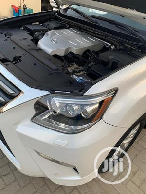 Lexus GX 2017 460 Luxury White | Cars for sale in Lagos State, Ogba