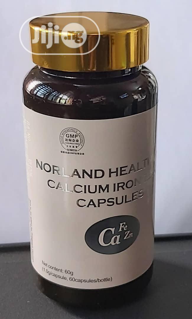 Calcium Iron Zinc Capsules Prevent Asthma