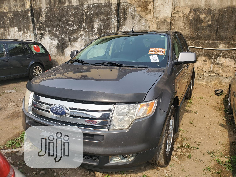 Ford Edge 2010 Gray | Cars for sale in Amuwo-Odofin, Lagos State, Nigeria