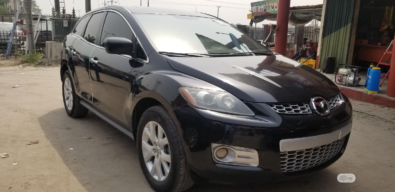 Mazda CX-7 2007 Black | Cars for sale in Ajah, Lagos State, Nigeria