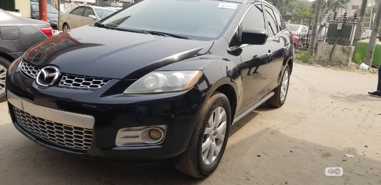 Mazda CX-7 2007 Black