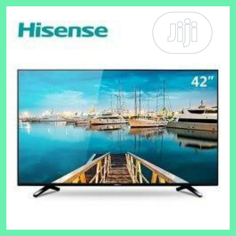 Archive: 42 Inches Hisense Led TV
