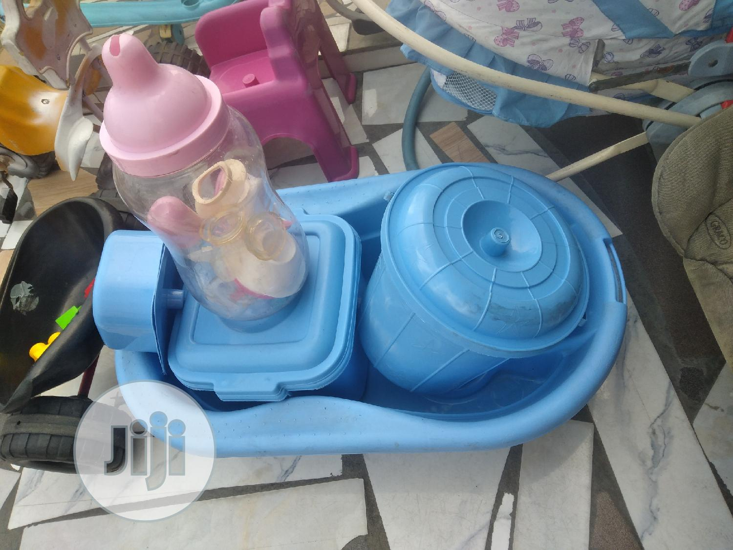 Baby Bath Set | Baby & Child Care for sale in Port-Harcourt, Rivers State, Nigeria