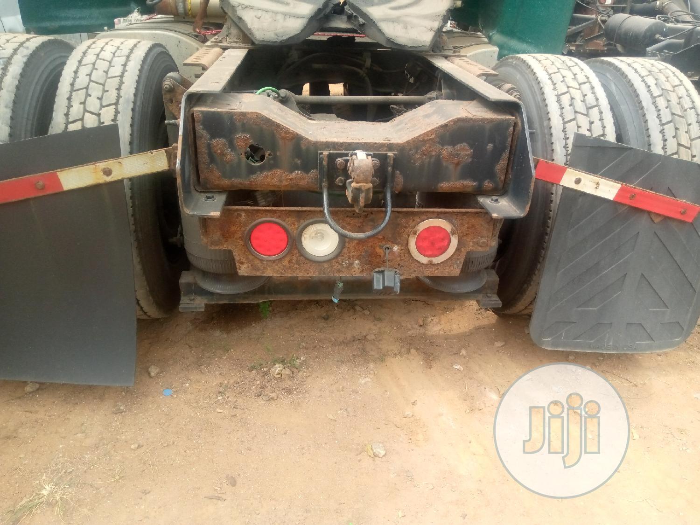 Archive: Mack Tractor Unit