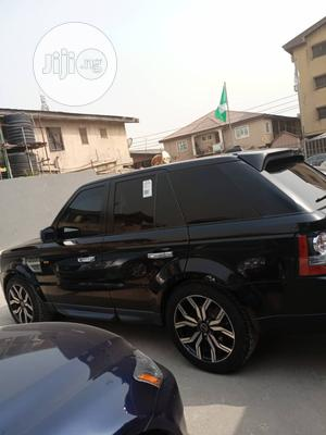 Rover Land 2011 Black | Cars for sale in Lagos State, Shomolu