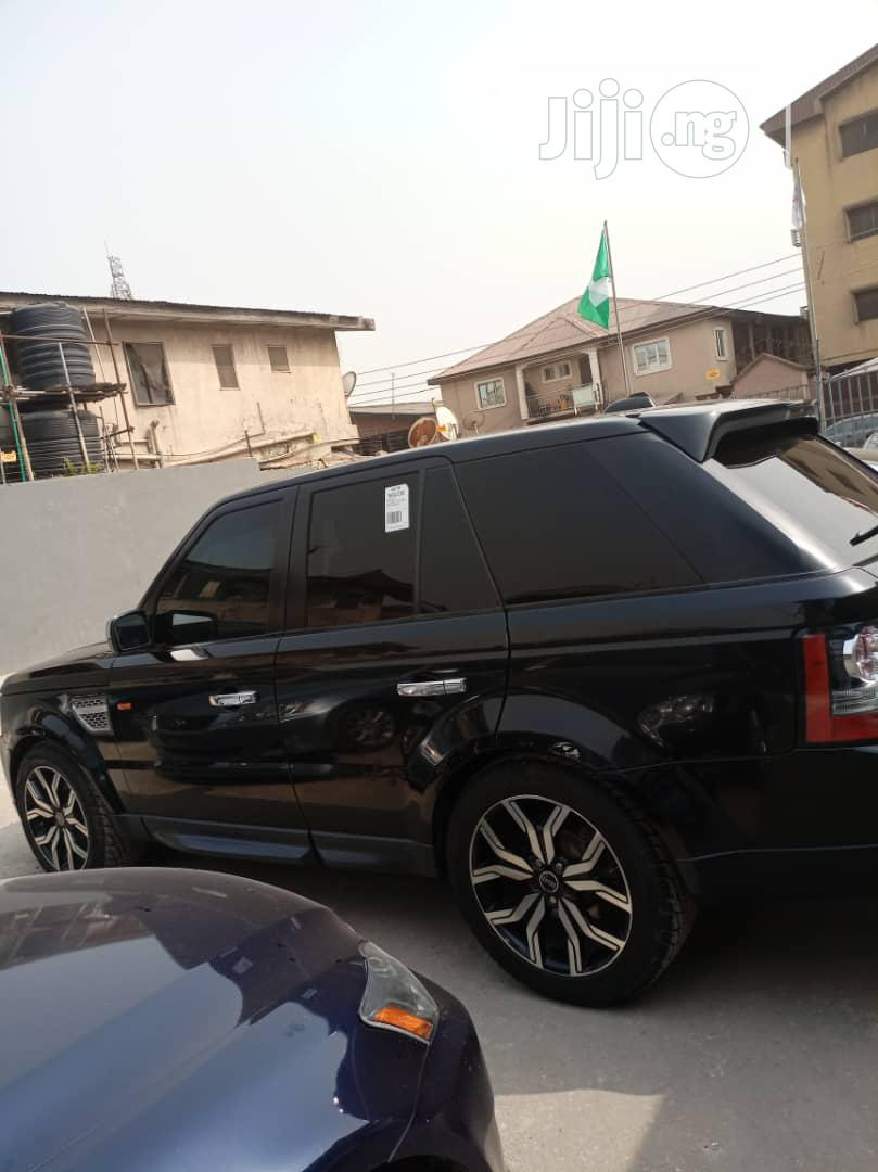 Rover Land 2011 Black | Cars for sale in Shomolu, Lagos State, Nigeria
