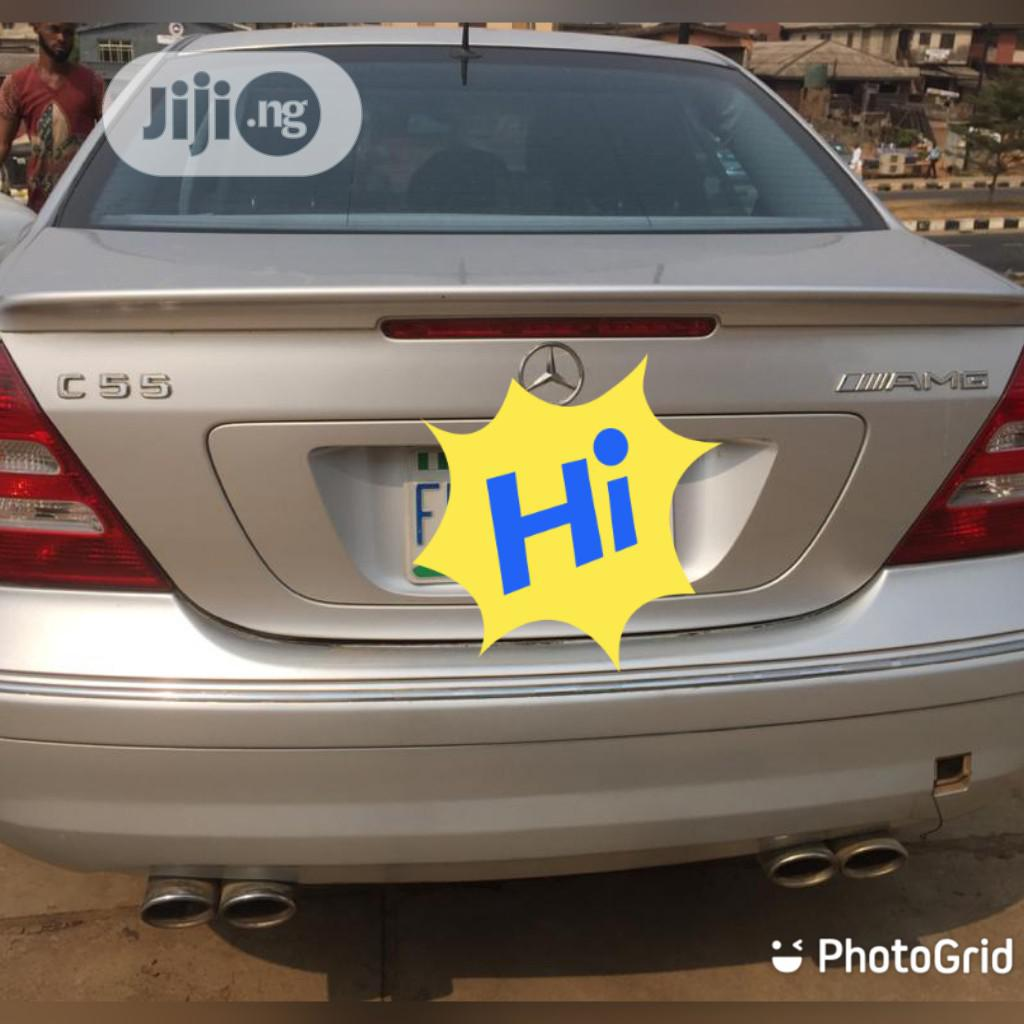 Mercedes-Benz CL 2006 55 AMG Silver | Cars for sale in Victoria Island, Lagos State, Nigeria