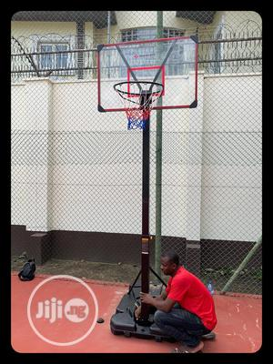 Quality Basket Ball Stand   Sports Equipment for sale in Lagos State, Ajah