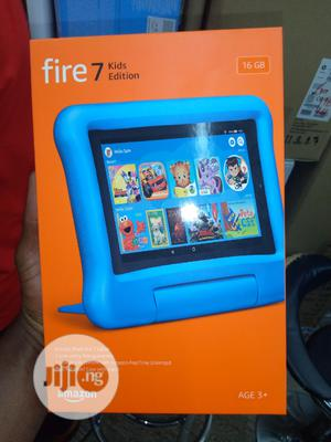 New Amazon Fire 7 16 GB Gray   Tablets for sale in Lagos State, Ikeja