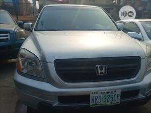 Honda Pilot 2005 Silver | Cars for sale in Lagos State, Ifako-Ijaiye