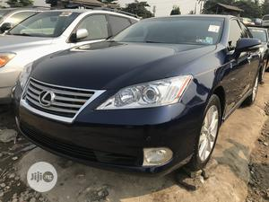 Lexus ES 2011 350 Blue | Cars for sale in Lagos State, Amuwo-Odofin
