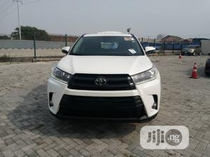 Toyota Highlander 2017 White | Cars for sale in Lagos State, Victoria Island