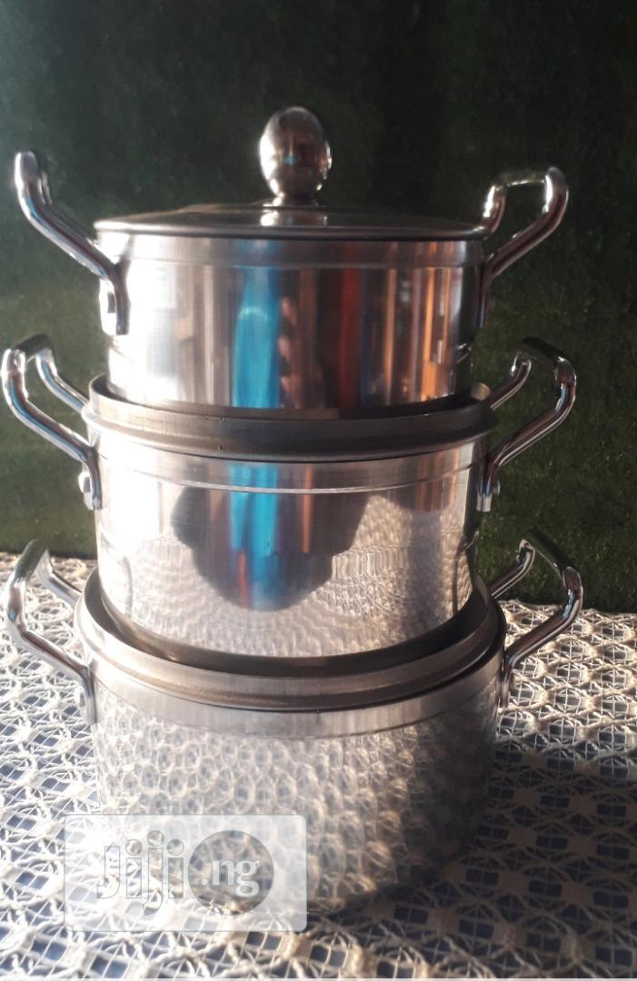 Set of Pot