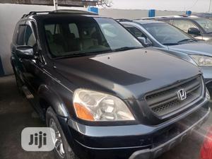 Honda Pilot 2005 Gray | Cars for sale in Lagos State, Ifako-Ijaiye