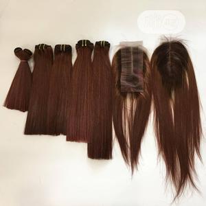 14 Inches Bone Straight Hair | Hair Beauty for sale in Lagos State, Agboyi/Ketu
