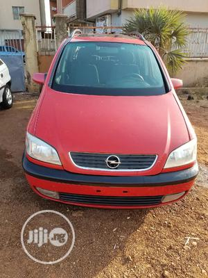 Opel Zafira 2005 2.2 Comfort Automatic Red   Cars for sale in Plateau State, Jos