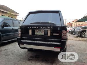 Land Rover Range Rover Vogue 2012 Black   Cars for sale in Lagos State, Amuwo-Odofin