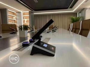 Conference Table Wireless Mic 4in1 Set   Audio & Music Equipment for sale in Lagos State, Apapa