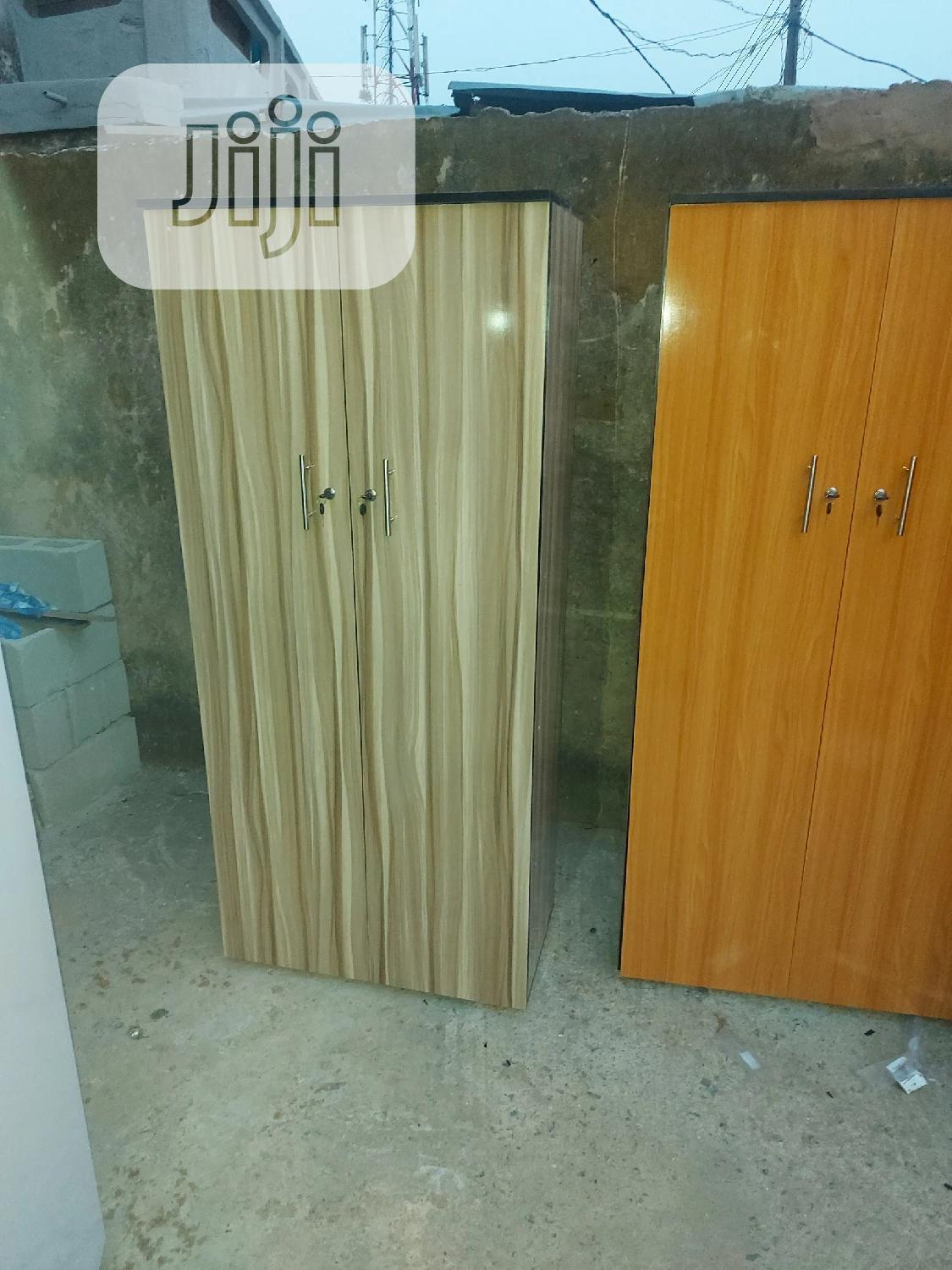 6ft by 32 Inches Wardrobe | Furniture for sale in Yaba, Lagos State, Nigeria