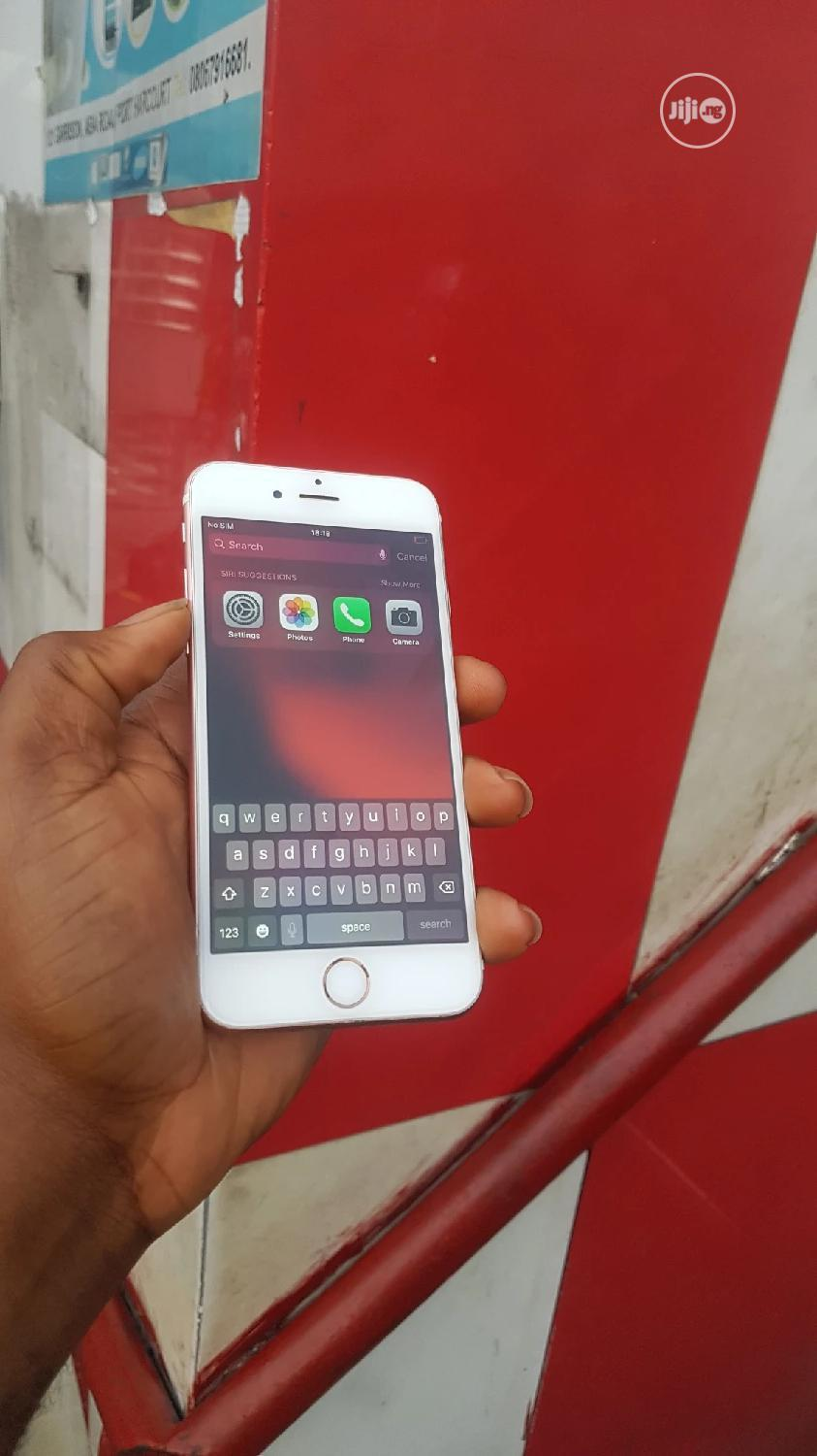 Apple iPhone 6s 32 GB Gold | Mobile Phones for sale in Port-Harcourt, Rivers State, Nigeria