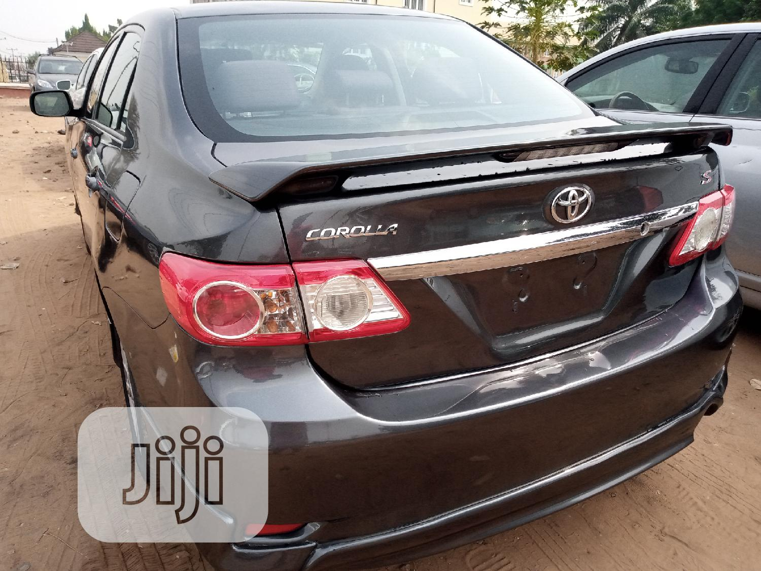 Toyota Corolla 2011 Gray | Cars for sale in Oshimili South, Delta State, Nigeria