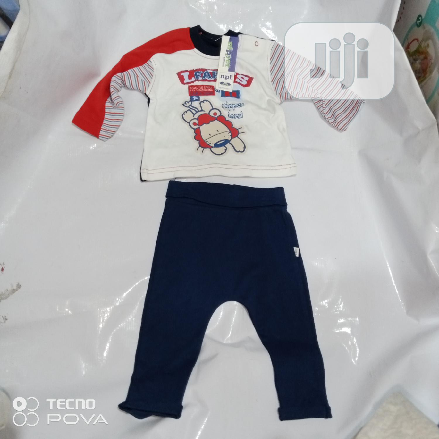 Tops and Joggers for Baby | Children's Clothing for sale in Yaba, Lagos State, Nigeria