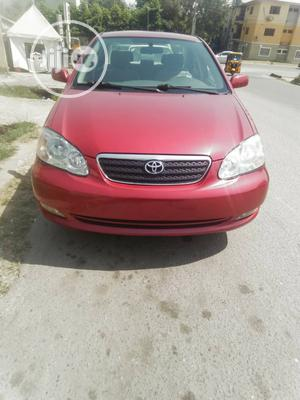 Toyota Corolla 2006 1.8 VVTL-i TS Red   Cars for sale in Abuja (FCT) State, Kubwa